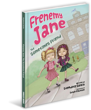 Frenemy Jane the Sometimes Friend